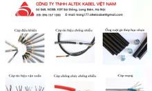 Cáp điều khiển Altek Kabel chống nhiễu CVVS