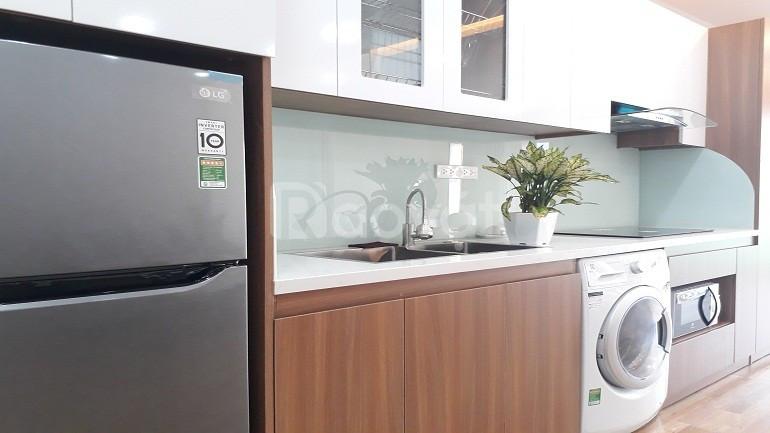 Cho thuê căn hộ dịch vụ tại Xuân Diệu, Tây Hồ, 50m2, studio (ảnh 7)