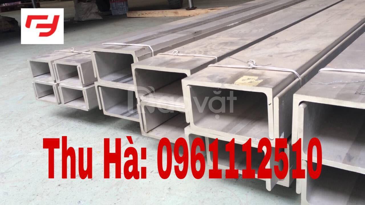 Thép hình Inox U 304/ SUS 304   Lh: 0961112510