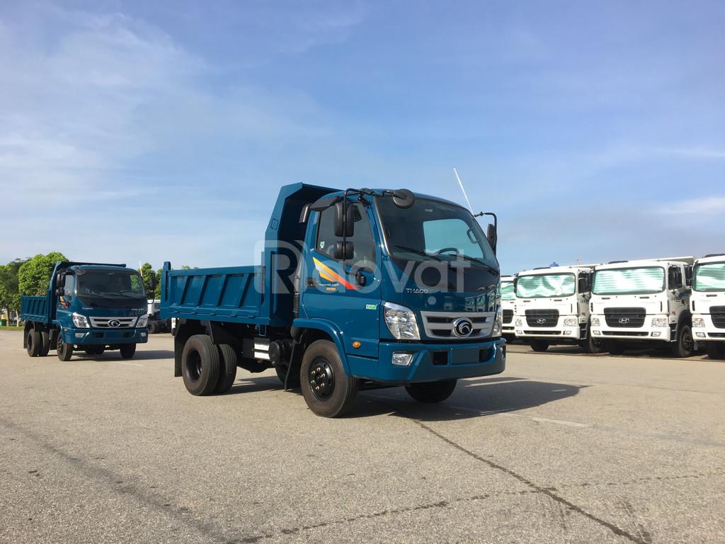 Xe ben Thaco forland FLD 350 3.5 tấn
