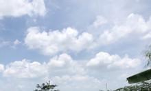 Nền mặt tiền đường Trương Vĩnh Nguyên