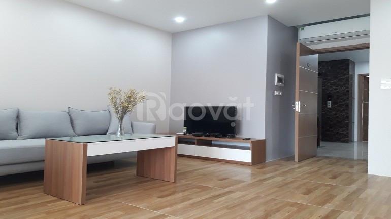 Cho thuê căn hộ dịch vụ tại Xuân Diệu, Tây Hồ, 50m2, studio (ảnh 8)
