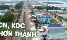 Đất nền TDC Becamex Chơn Thành