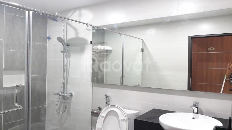 Cho thuê căn hộ dịch vụ tại Xuân Diệu, Tây Hồ, 50m2, studio (ảnh 3)