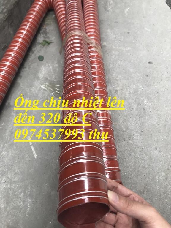 Ống chịu nhiệt giá rẻ,ống dẫn khí nóng silicon đủ size