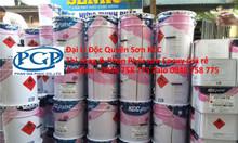 Sơn nước kcc dự án Hàn Quốc, bột trét kcc