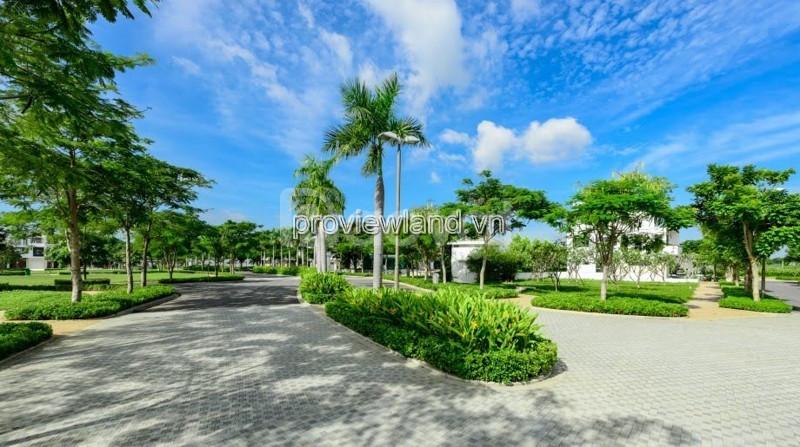 Mua biệt thự Lucasta Khang Điền, DT 250m2, 3 tầng, nhà thô sổ hồng