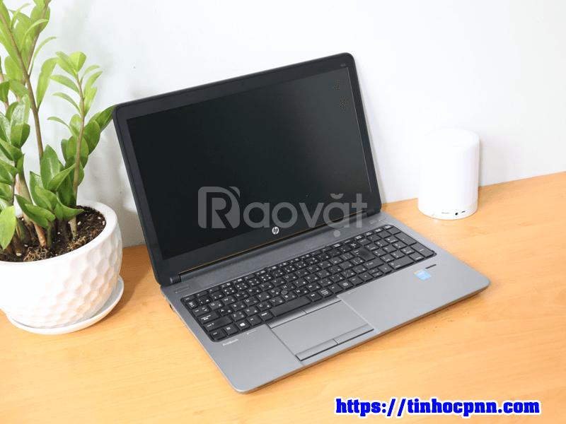 Laptop HP 650 G1 core i5 ổ SSD màn Full HD đẹp