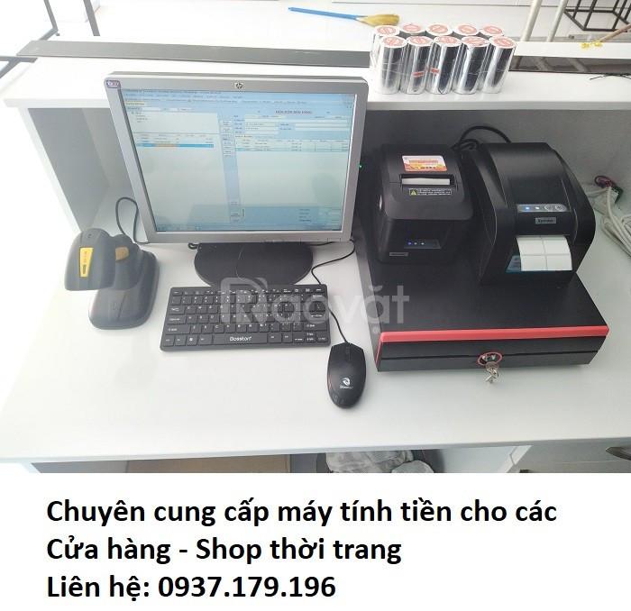 Cung cấp Combo máy tính tiền giá rẻ cho Shop