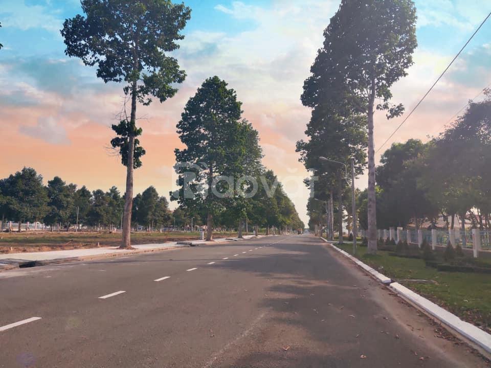 Đất nền mặt tiền đường lớn, trung tâm thành phố
