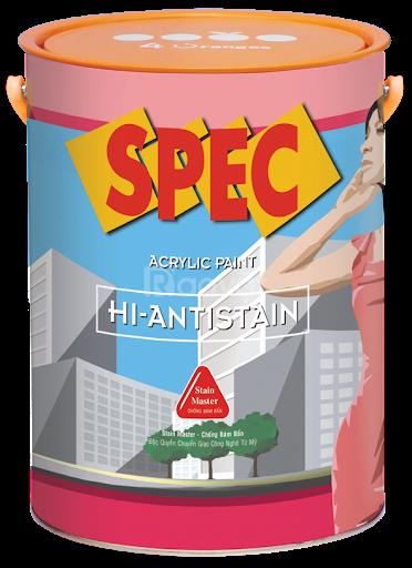 Đại lí sơn spec chính hãng tại quận Tân Bình, TPHCM