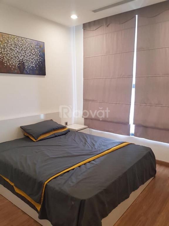 Cho thuê căn hộ 1 ngủ tại Greenbay Mễ Trì 43m2 full nội thất 12tr/th
