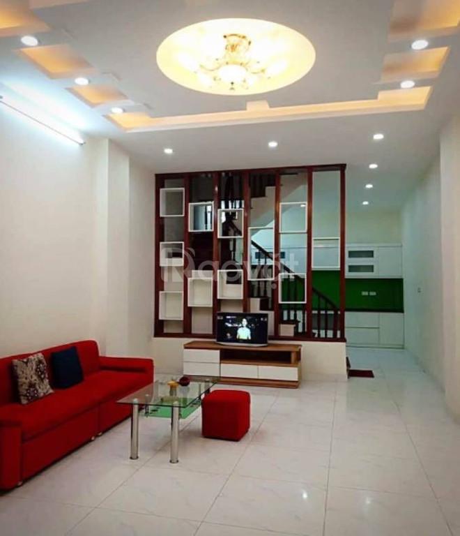 Nhà đẹp, mới, ngõ ô tô chạy thông phố Vũ Tông Phan 40m2, 4PN