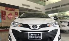 Toyota vios hỗ trợ mua góp lãi suất ưu đãi