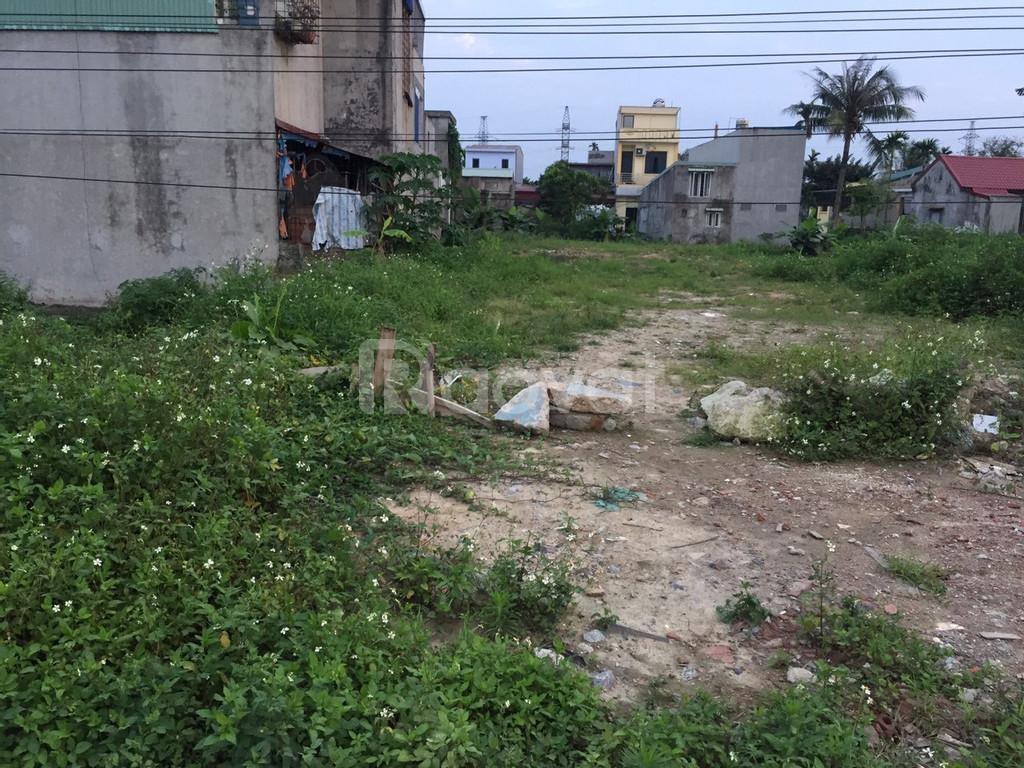 Bán đất đẹp 102m2, ôtô vào nhà, đối diện KĐT Hoàng Huy xã An Đồng, 1tỷ