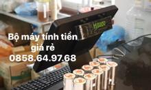 Trọn bộ máy tính tiền giá rẻ cho quán ăn tại BMT