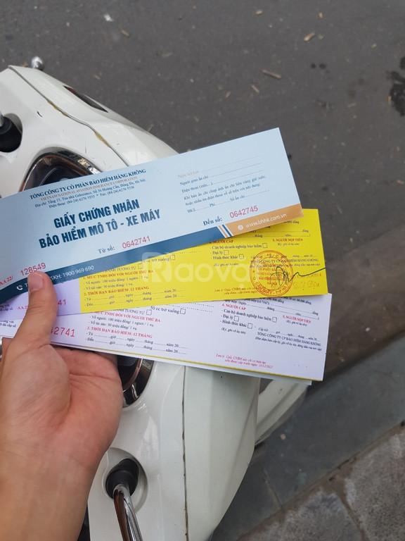Bảo hiểm ô tô xe máy giao tại nhà tại Hà Nội