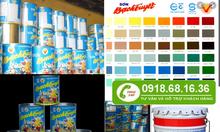 Đại lý bán sơn dầu bạch tuyết chiết khấu tại TP Nha Trang