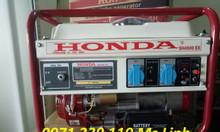 Máy phát điện chạy xăng Honda 3kw SH4500EX đề nổ