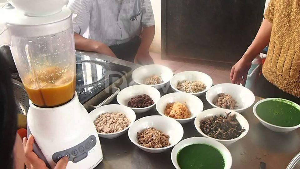 Học nấu cháo dinh dưỡng để mở quán Đà Nẵng