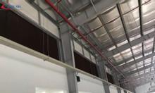Hệ thống làm mát nhà xưởng - công nghệ cooling pad tối ưu xưởng may