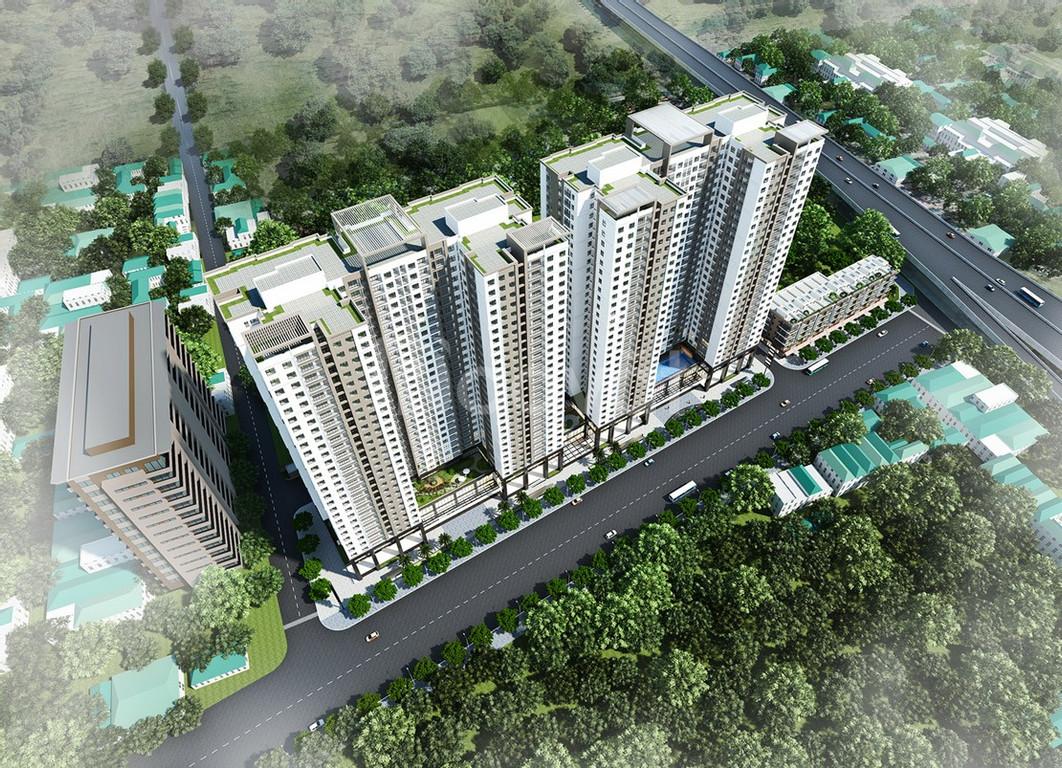 Chỉ từ 1.5 tỷ sở hữu ngay căn hộ Q. Hoàng Mai, nhận nhà t9/2020