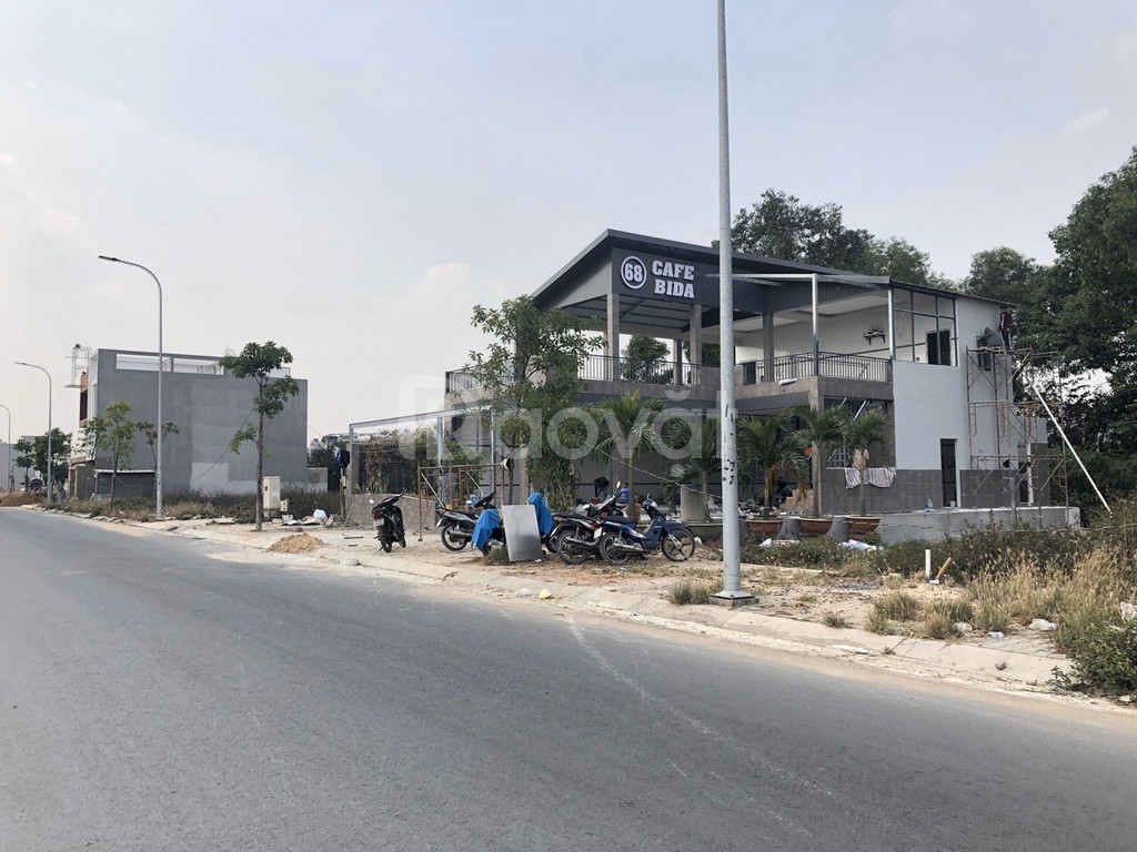 Ngân hàng thanh lý 29 nền đất nằm trong khu dân cư đông đúc sổ riêng