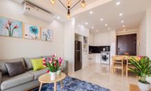 Cho thuê căn hộ chung cư Vinhome West Point 1 PN đồ cơ bản