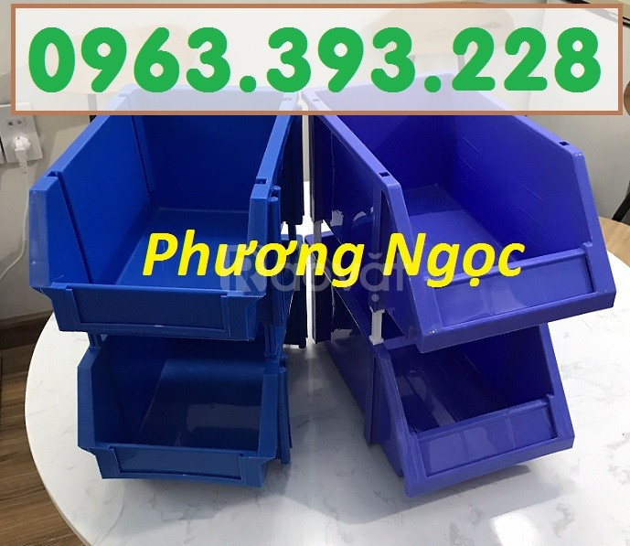 Khay nhựa đựng ốc vít, kệ dụng cụ chống tầng, khay linh kiện