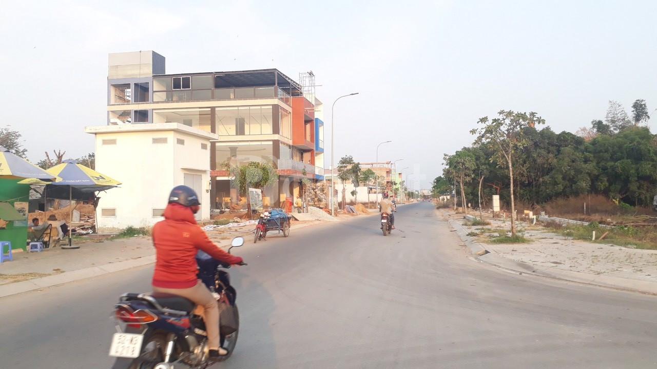 Đất nền ngay khu công nghiệp Lê Minh Xuân đất có sổ