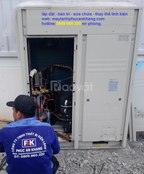 Hợp đồng trọn gói bảo trì máy lạnh định kỳ cho công ty- cơ quan - xí