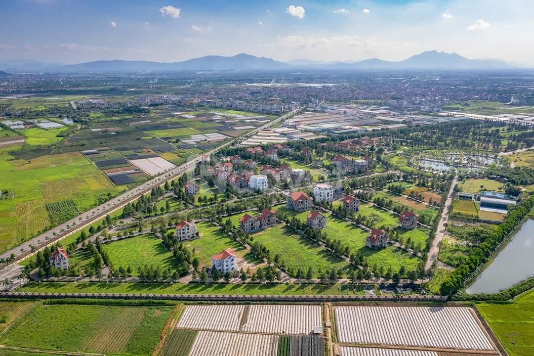 Tôi cần bán lô đất 400m2 biệt thự sinh thái Đan Phượng The Phoenix