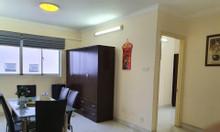 Cần cho thuê gấp căn hộ Central Garden Q1, Dt 84m2, 2 phòng ngủ