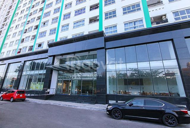 Chung cư diện tích lớn 109m2 tại khu Nam Sài Gòn, tầng 3 view sông đẹp