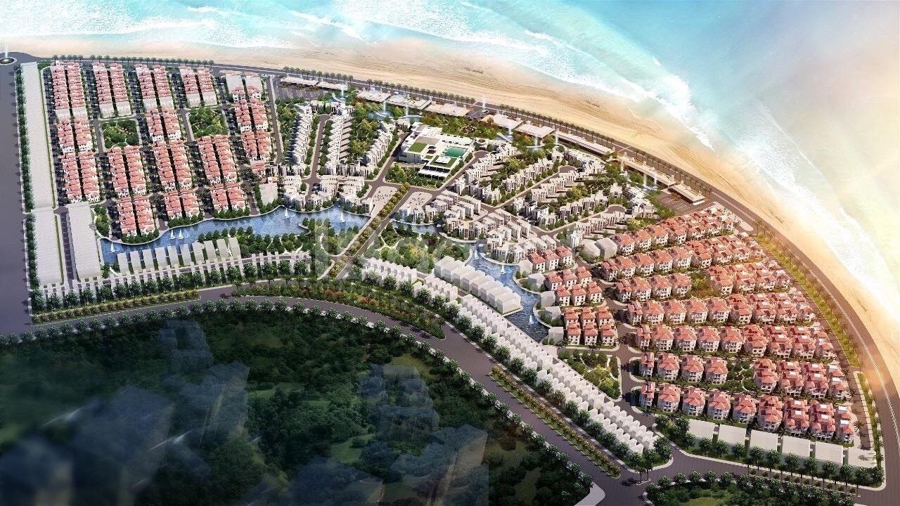 HOT-Bán BT Sun Grand City Feria Hạ Long, ngay bãi tắm