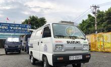 Xe tải Suzuki Carry Van tải trọng 580kg l Xe tải Van Cóc