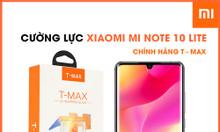 Kính cường lực Xiaomi Mi Note 10 Lite keo UV chính hãng T-Max