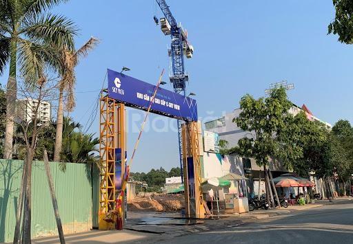 Đặt chỗ dự án căn hộ hạng sang cao nhất Thủ Dầu - biểu tượng Thành Phố