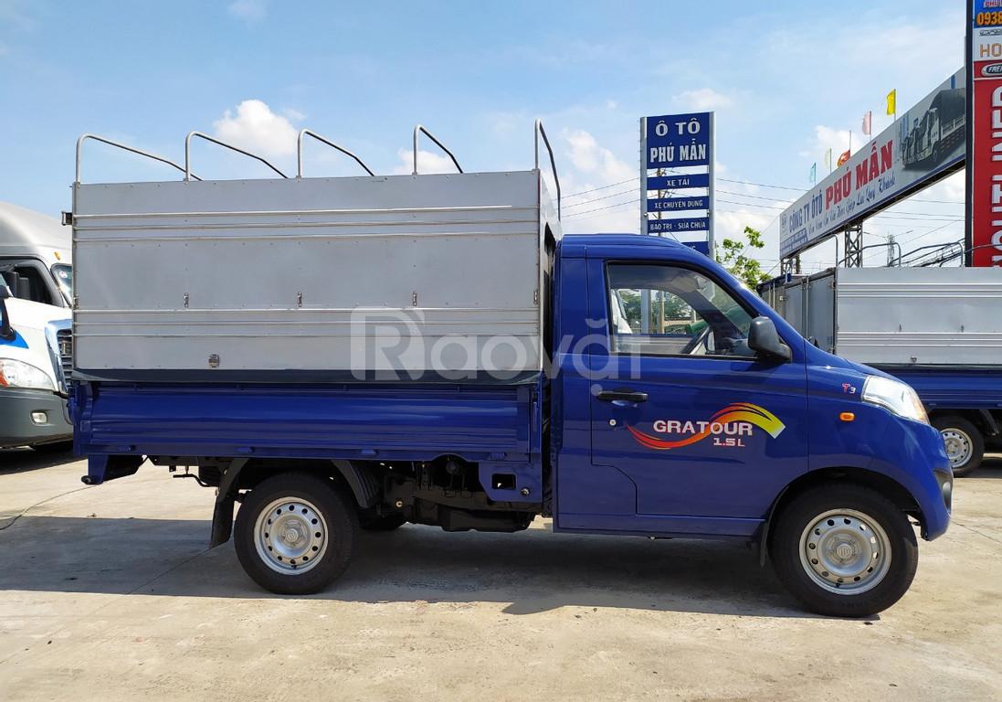 Xe tải Foton 1.5L 850kg - trả góp 80%