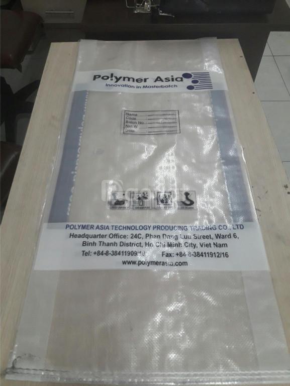 Bao PP trong ghép màng đựng 25kg phân bón
