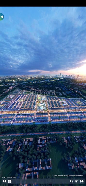 Nhà phố biệt thự Long Thành Đồng Nai xây sẵn 1 trệt 2 lầu giá 2 tỷ