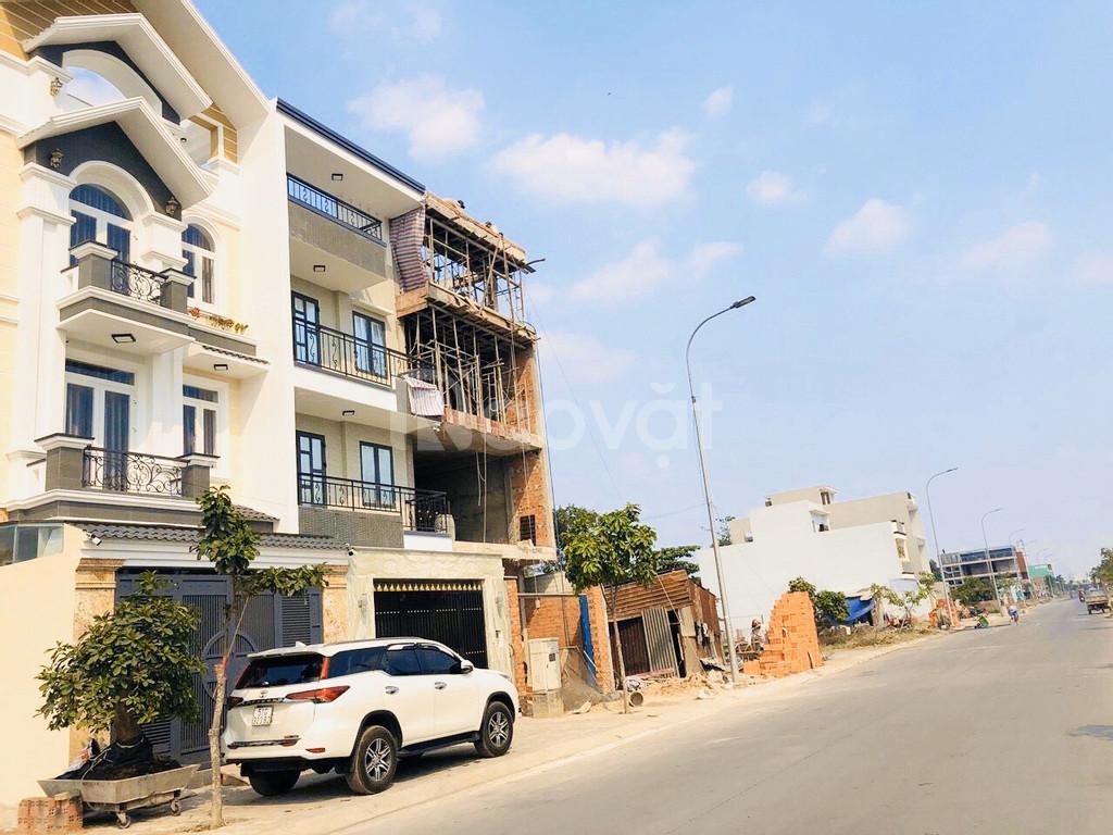 Bán gấp lô đất trong KDC Hai Thành mở rộng mt Tỉnh Lộ 10 Bình Tân, SHR