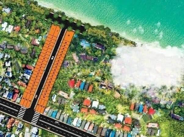 Đất nền view Đầm Thủy Triều, đất nền sổ đỏ Đầm Thủy Triều Cam Lâm