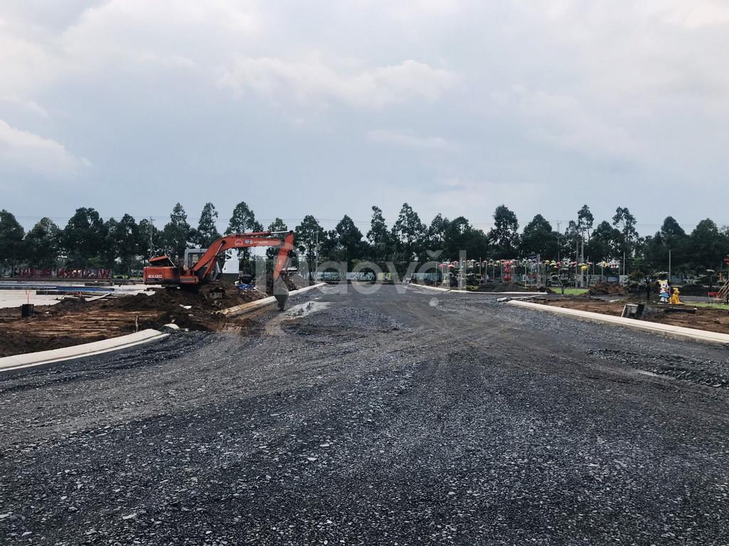 Đất bán tại Tp Vị Thanh Hậu Giang