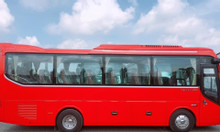 Xe khách 29 ghế bàu hơi thaco tb79s Garden Hà Nội