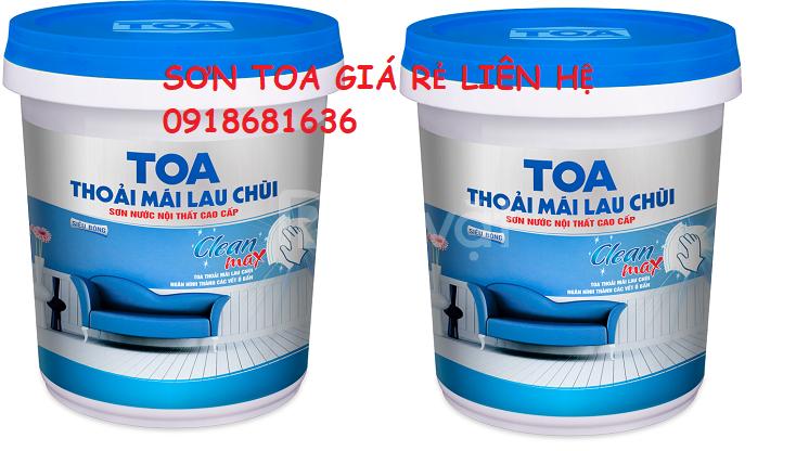 Tìm địa chỉ bán sơn ngoại thất toa chính hãng tại Bình Phước