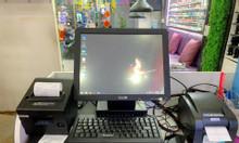 Trọn bộ máy tính tiền cảm ứng cho tiệm nail tại Tân Bình giá rẻ