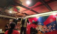 Dịch vụ biểu diễn ảo thuật tại Hà Nội