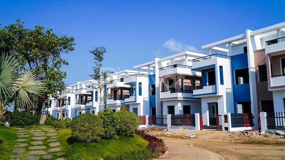 Nhà phố biệt thự xây sẵn sát ngay sân bay Long Thành