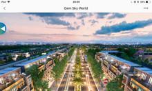 Gem Sky Word mở bán đợt đầu giá 22 triệu/m2, cách QL51 chỉ 1km